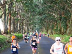 カウアイ・マラソン 2015