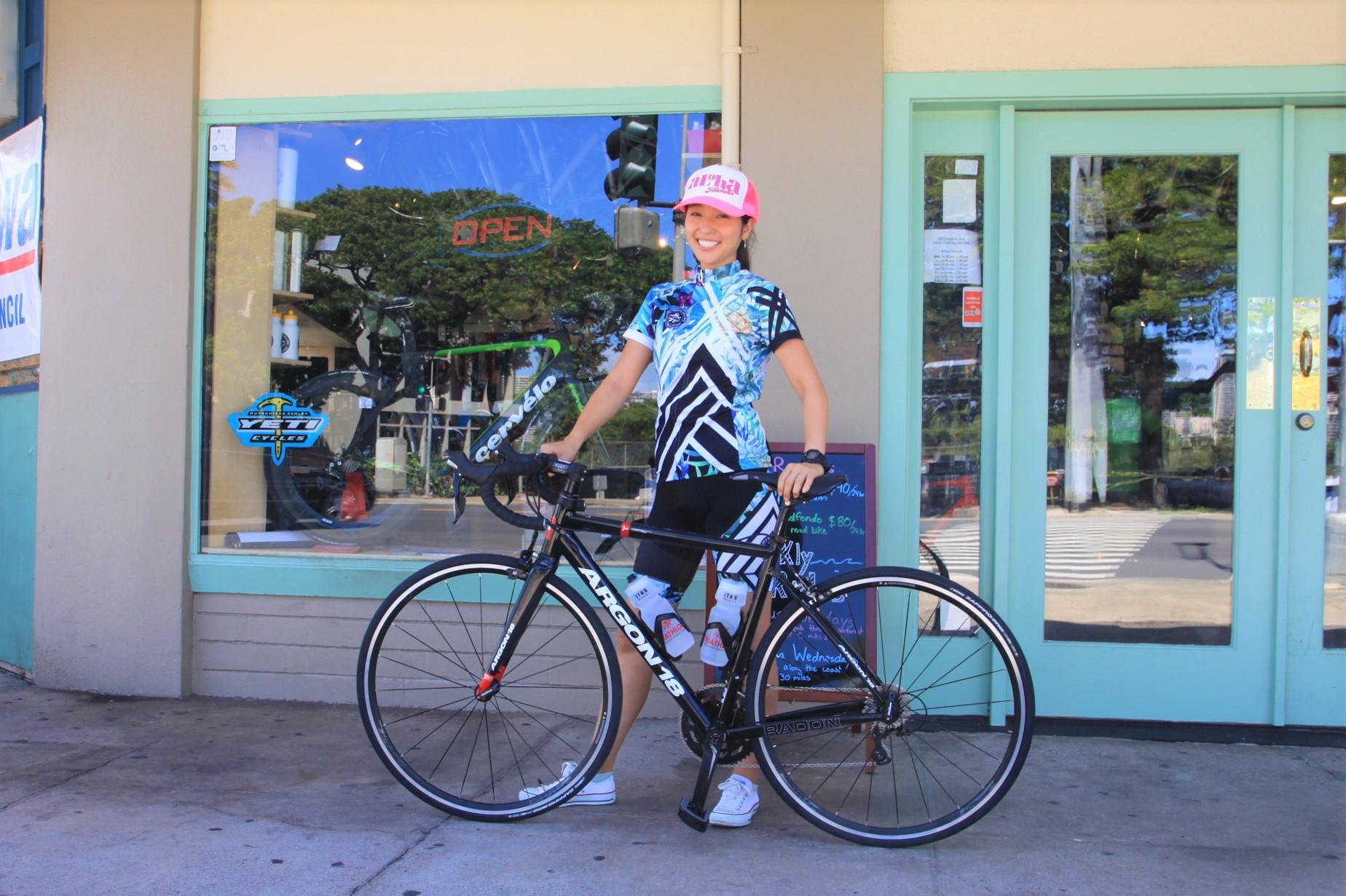 初心者でも楽しめる ロードバイク で人気インスタ映えスポット巡り