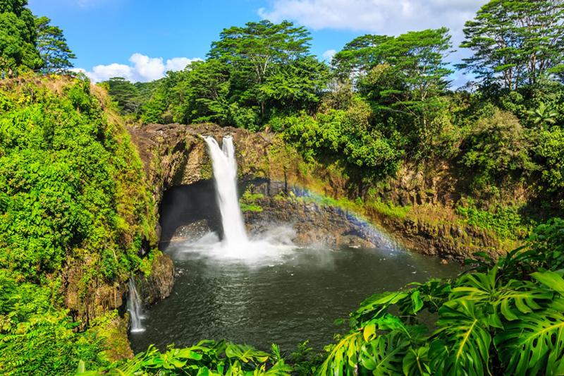 ハワイ諸島の旅をランと一緒に楽しむ「ハワイ・旅ランシリーズ」