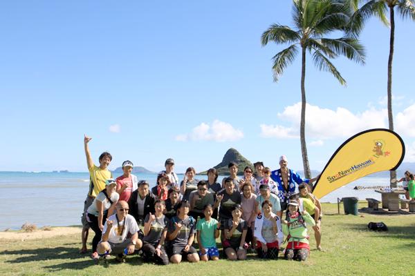 秋のハワイのおすすめトレイルラン・シリーズ2015!